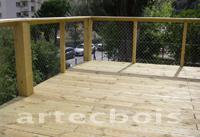 votre balcon votre terrasse en hauteur dans toute la. Black Bedroom Furniture Sets. Home Design Ideas
